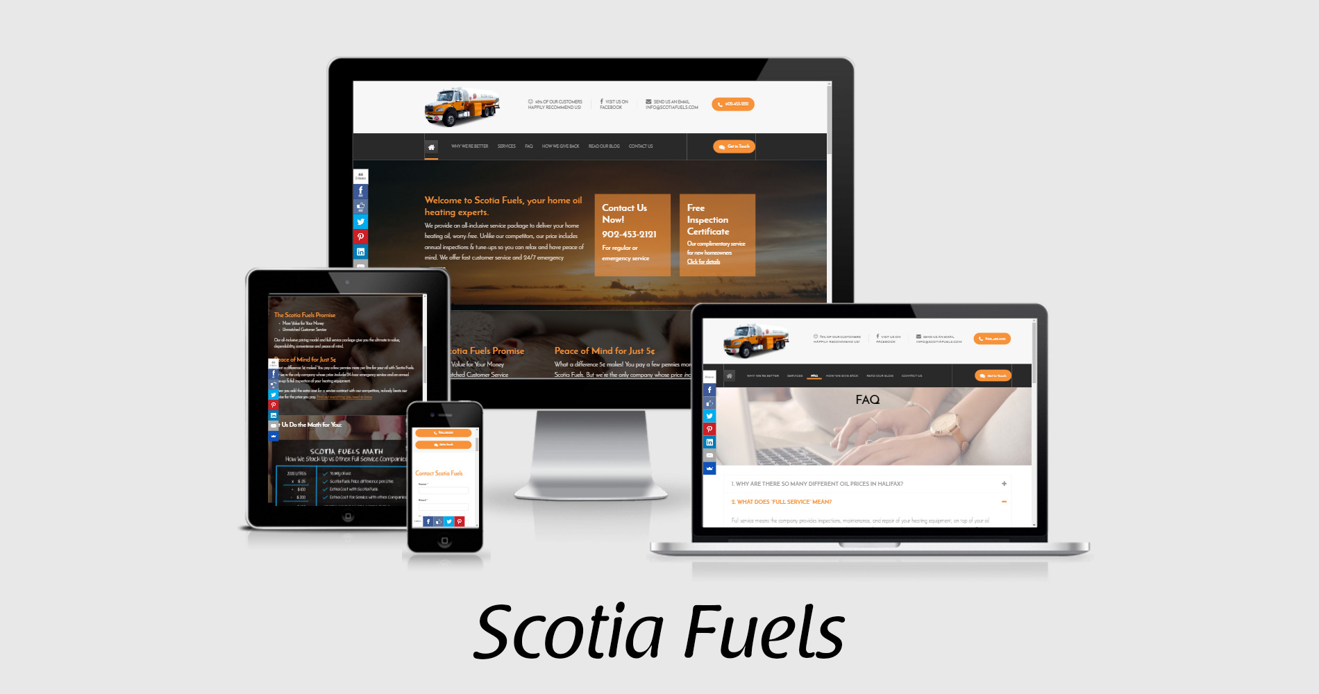 Web design visit website of scotia fuels 1betcityfo Gallery