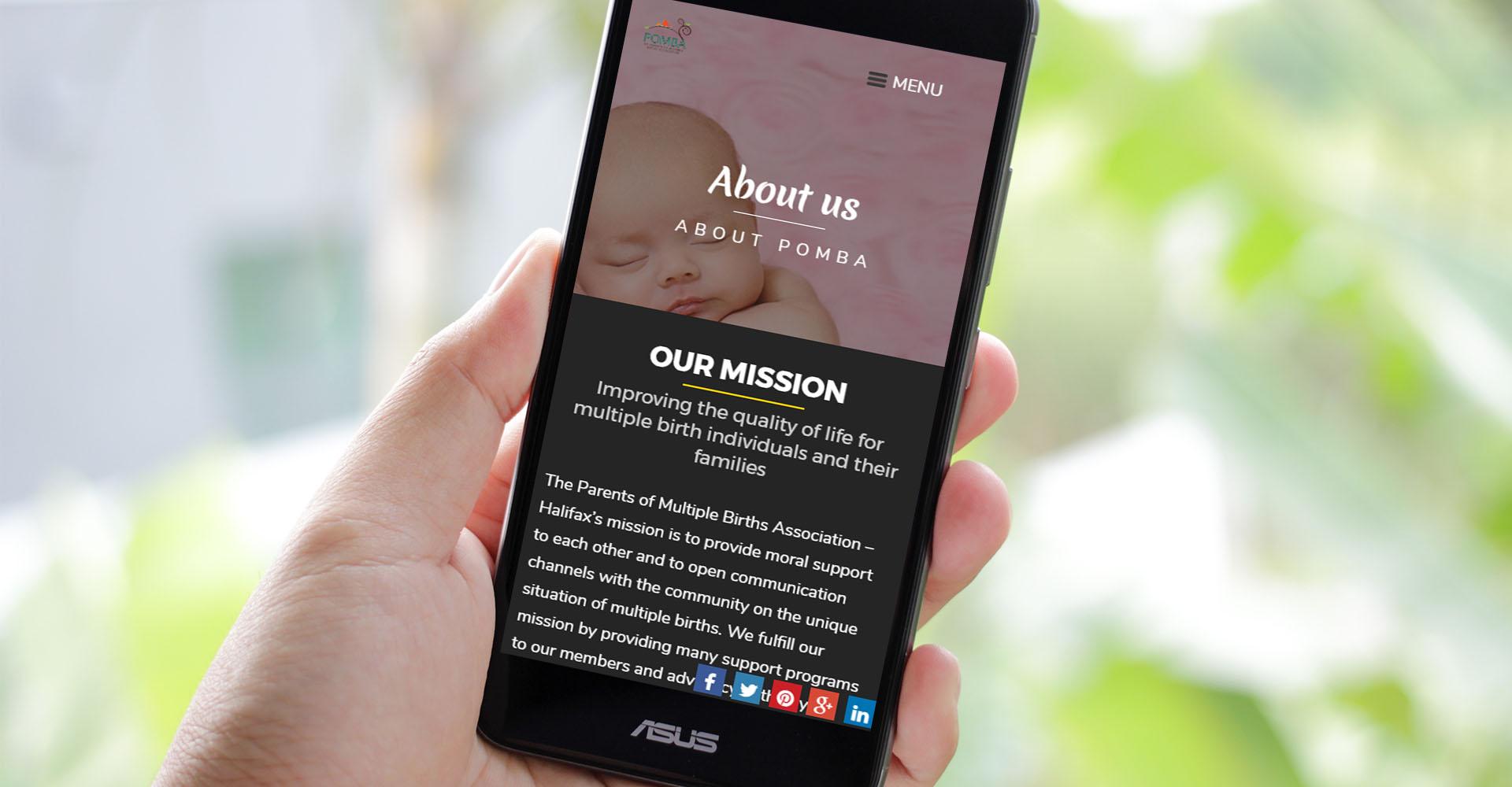 Mobile Website & App Design & Development Halifax NS